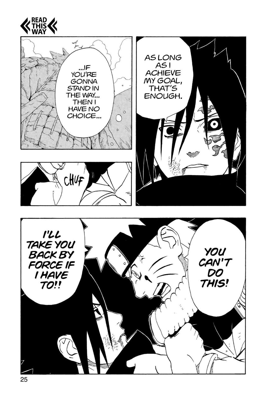 Naruto, Chapter 218 image 026