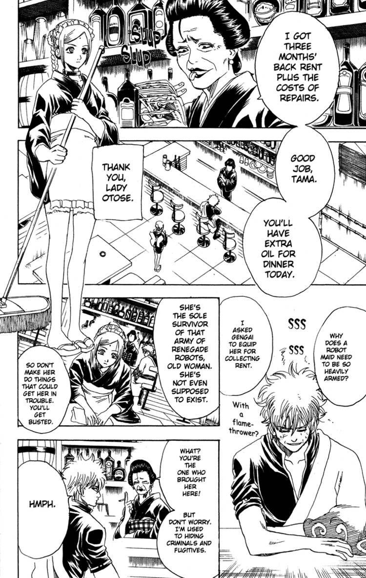 Gintama Chapter, 183 image 002