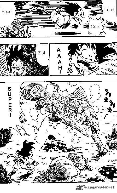 Dragon Ball, Chapter 137 image 001