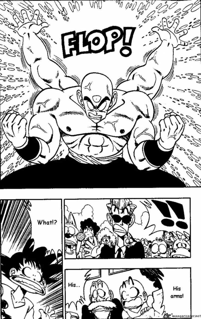Dragon Ball, Chapter 132 image 005