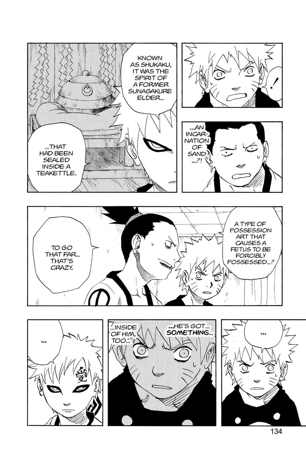 Naruto, Chapter 97 image 008
