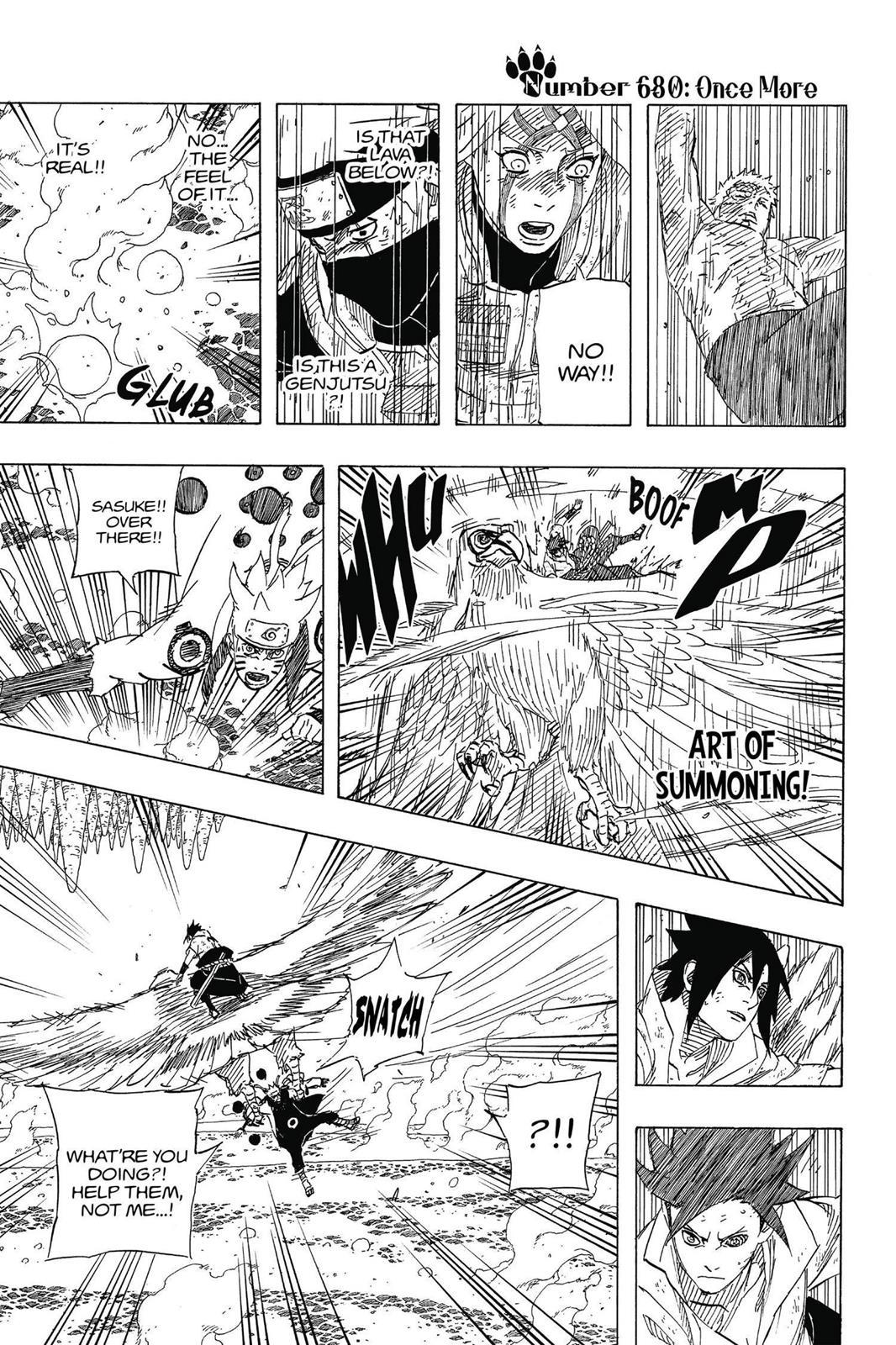 Naruto, Chapter 680 image 008