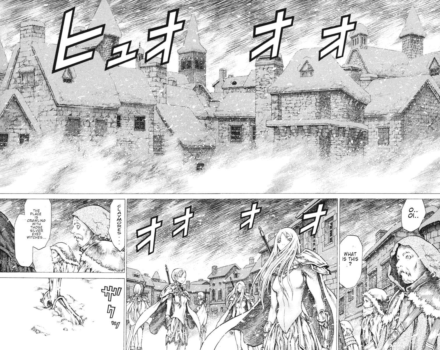Claymore, Chapter 50 image 017
