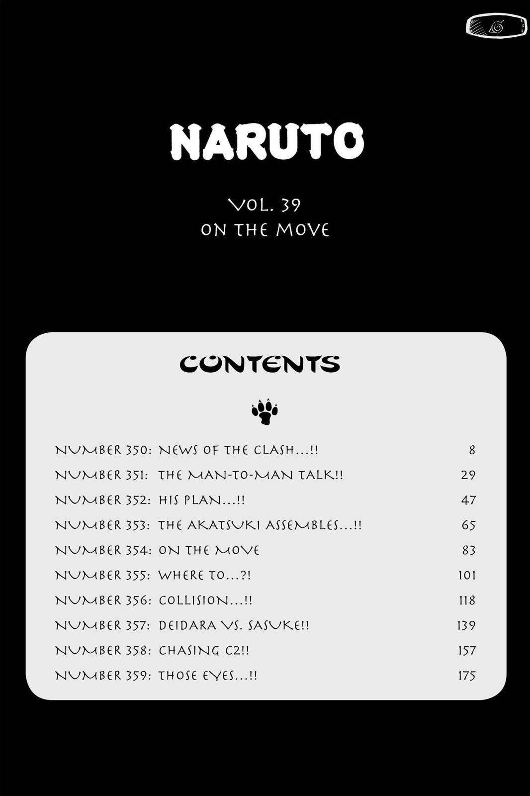 Naruto, Chapter 350 image 007