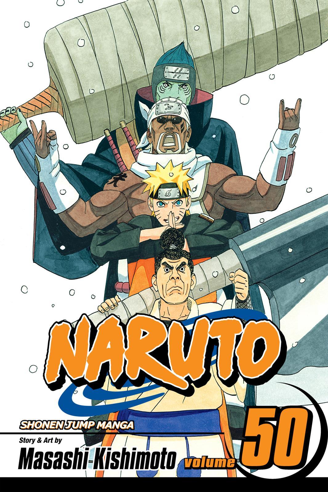 Naruto, Chapter 464 image 001