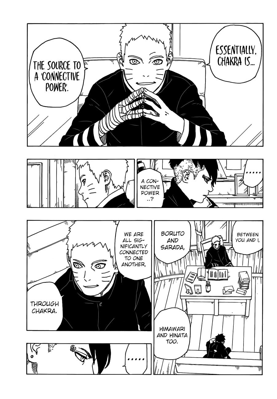 Boruto Manga, Chapter 29 image 036
