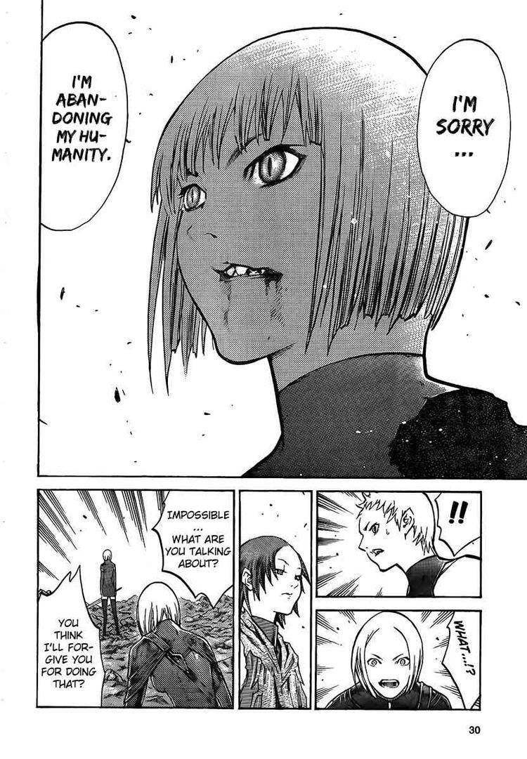 Claymore, Chapter 100 image 022