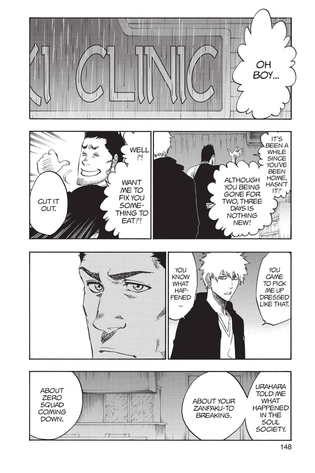 Bleach, Chapter 528 image 012