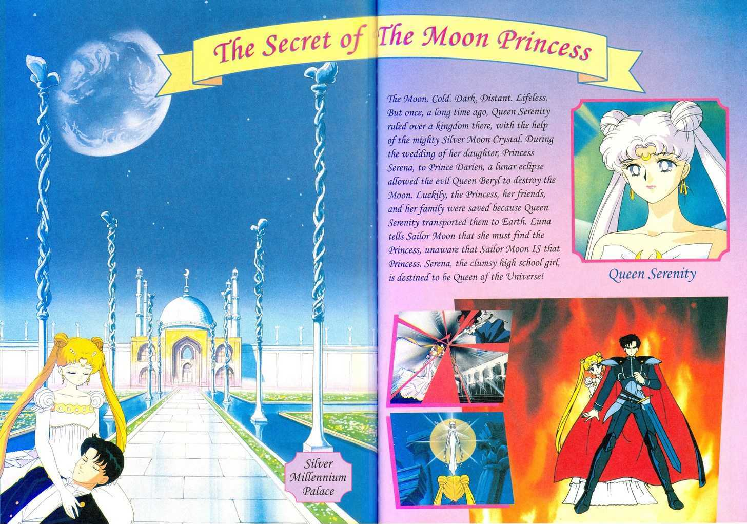 Sailor Moon, Cahpter 2 image 026