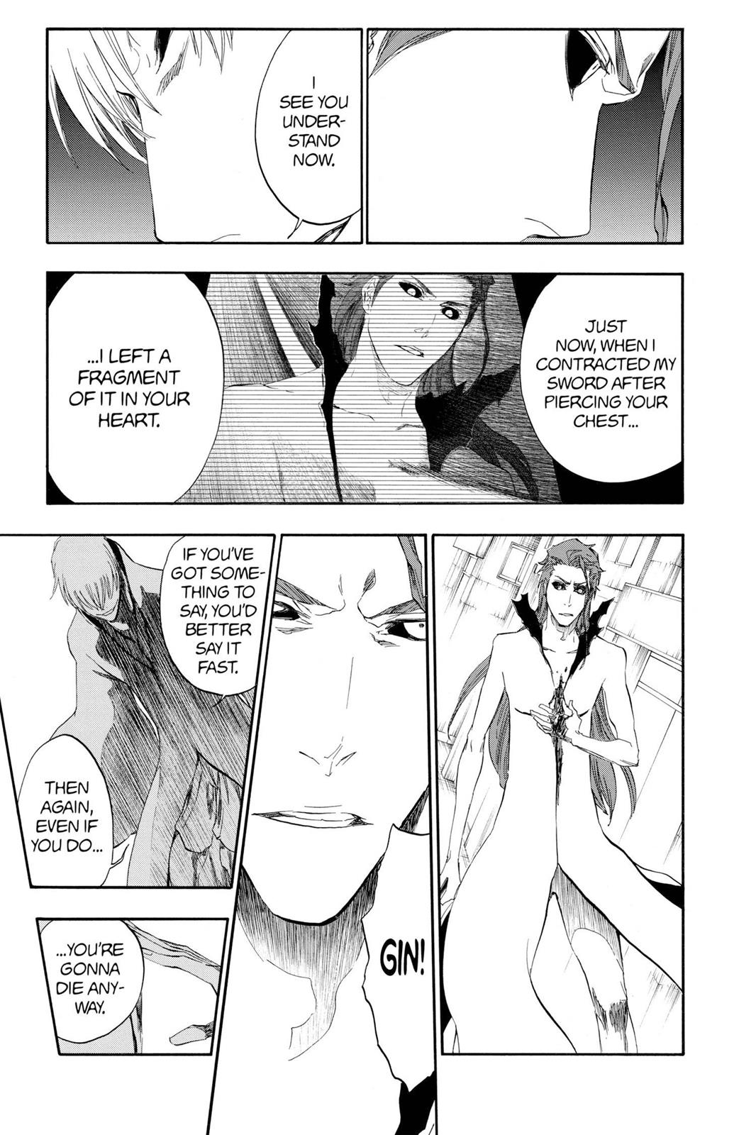 Bleach, Chapter 414 image 025