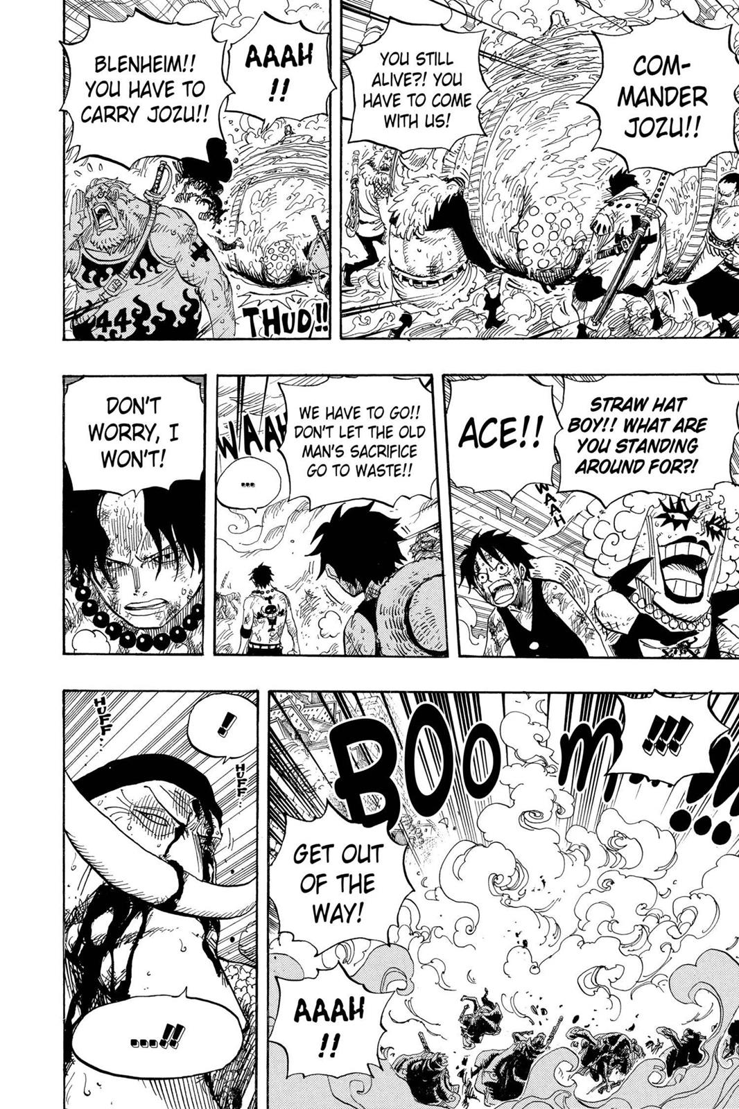 One Piece, Chapter 573 image 008