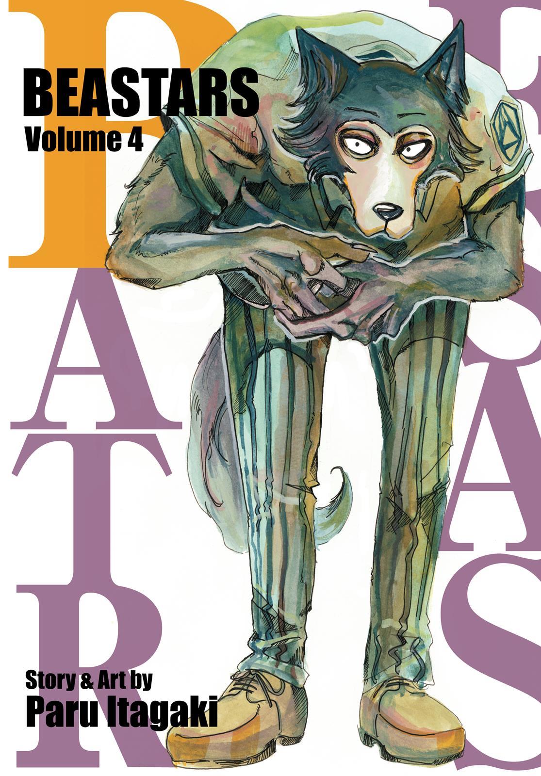 Beastars Manga, Chapter 26 image 001