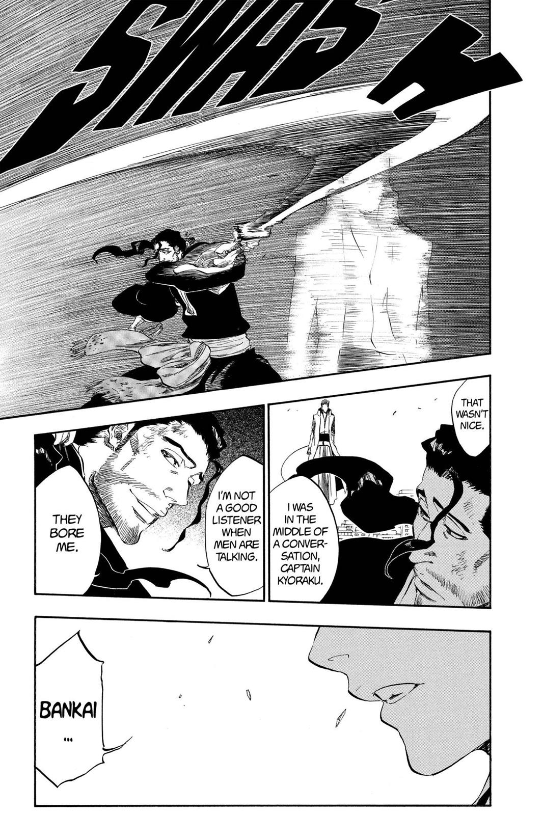 Bleach, Chapter 389 image 016