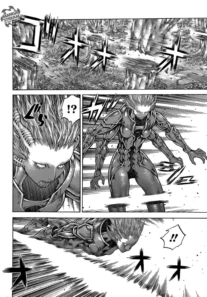Claymore, Chapter 136 image 026