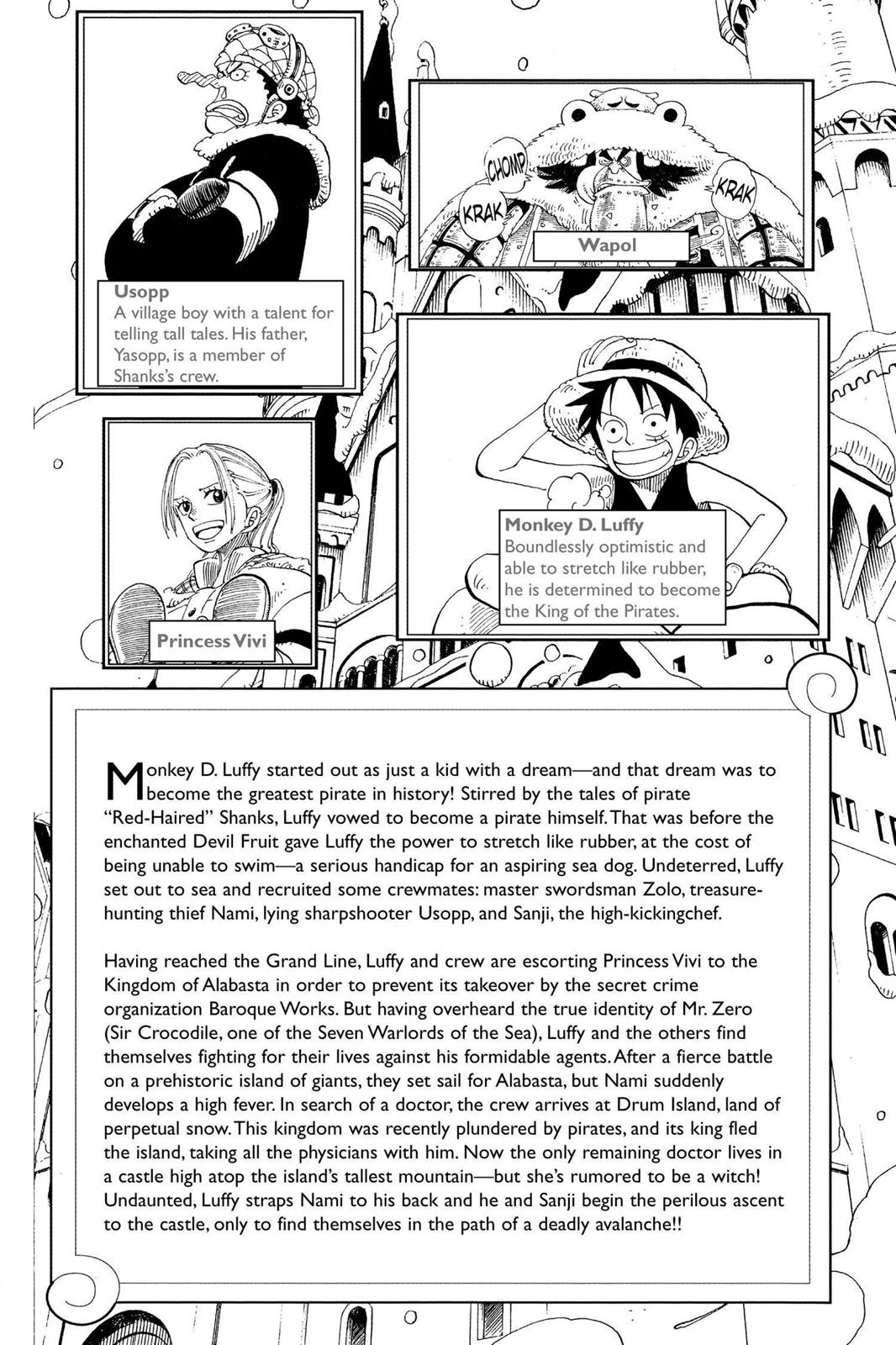 One Piece, Chapter 137 image 005