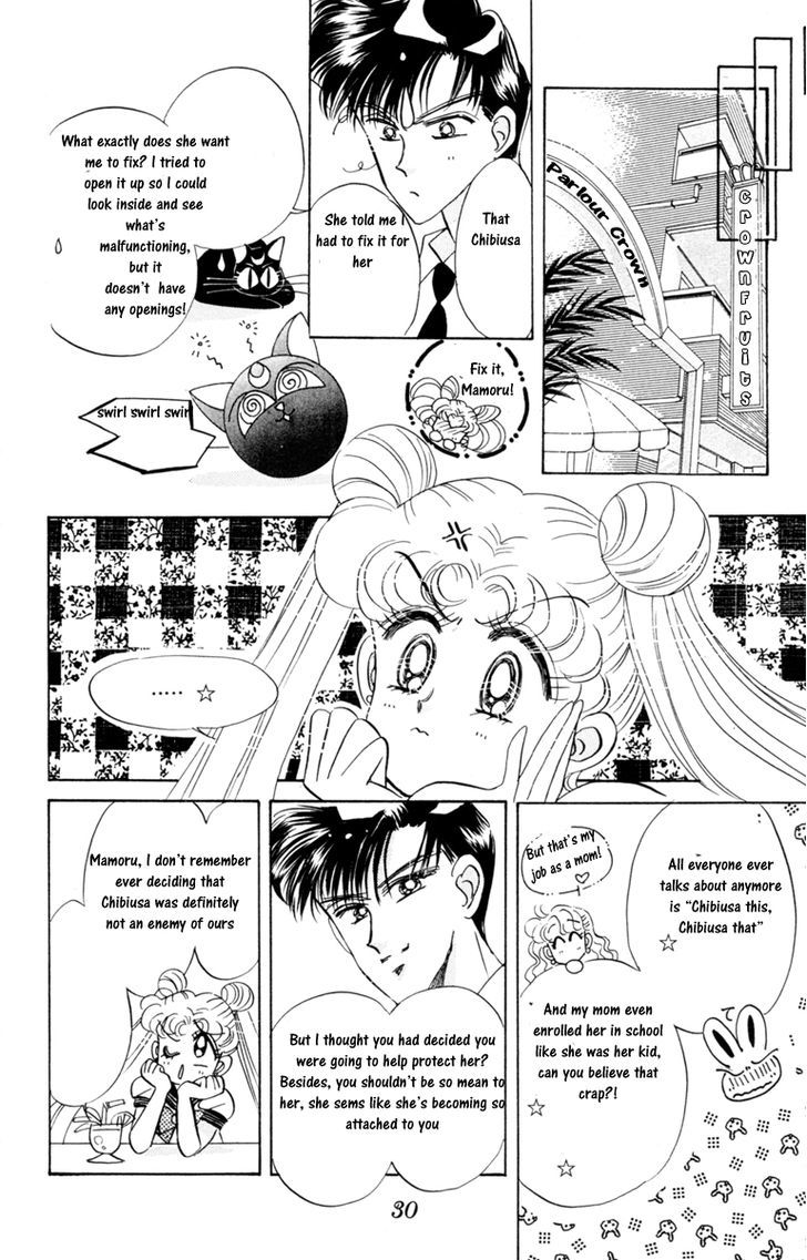 Sailor Moon, Cahpter 17 image 028