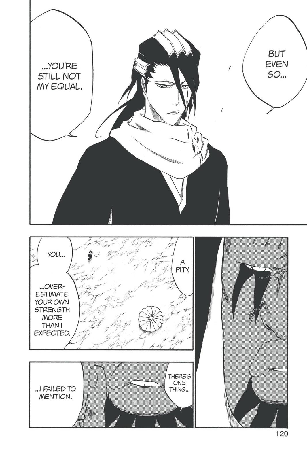 Bleach, Chapter 301 image 009