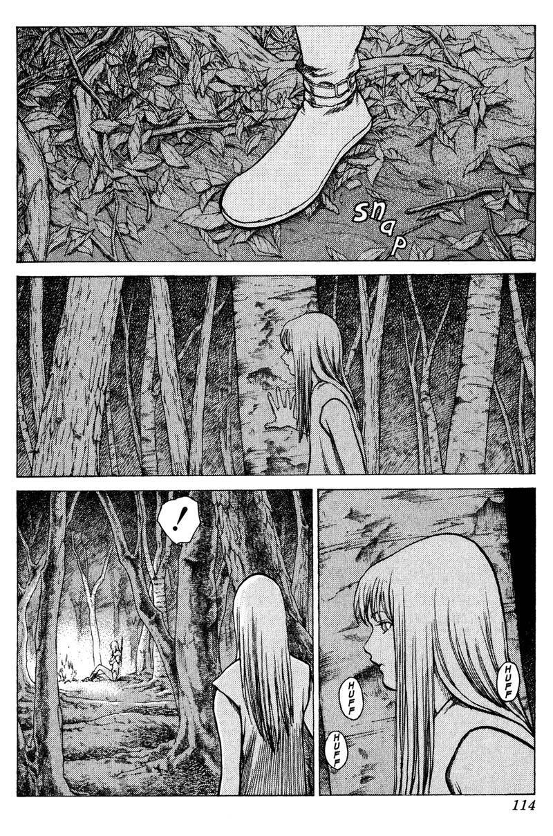 Claymore, Chapter 13 image 017