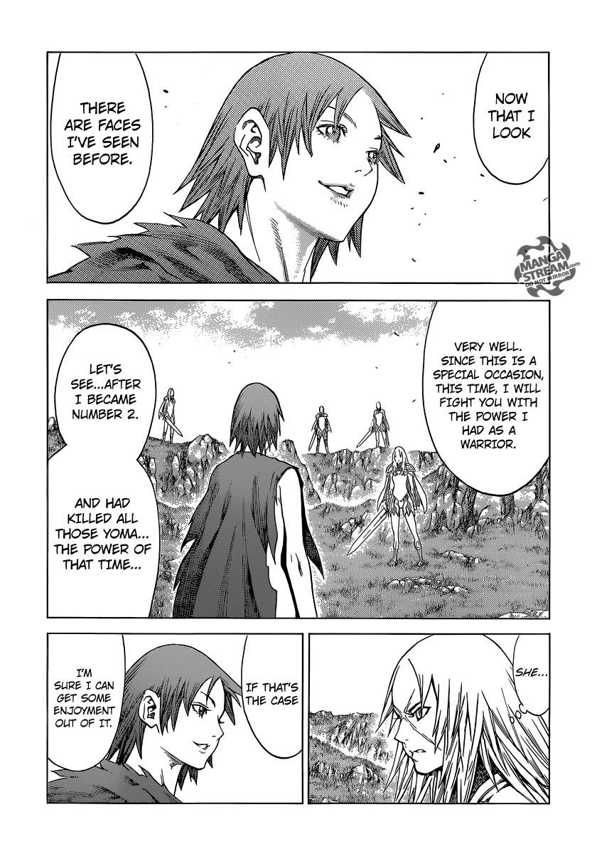 Claymore, Chapter 144 image 027