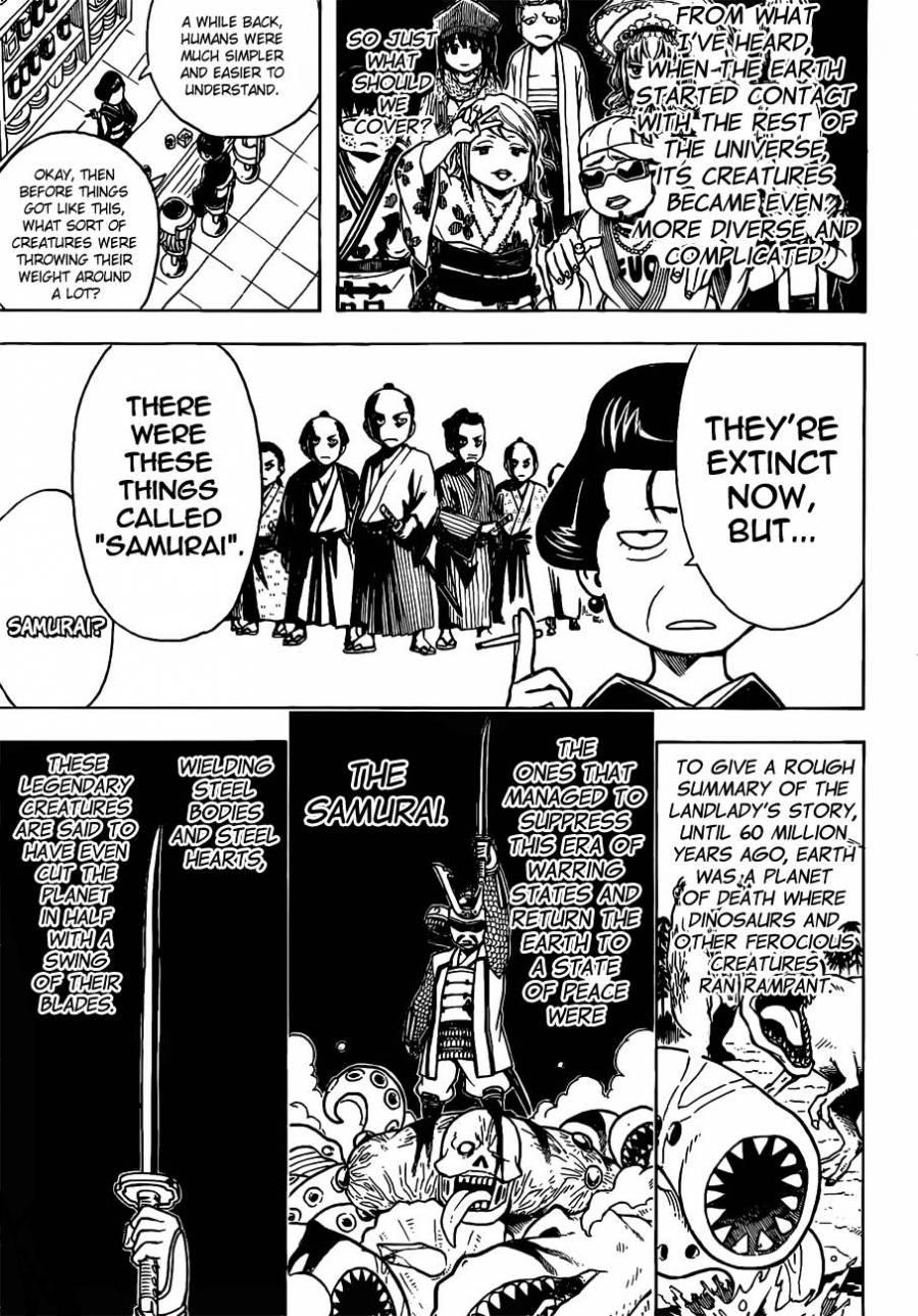 Gintama Chapter, 481 image 005