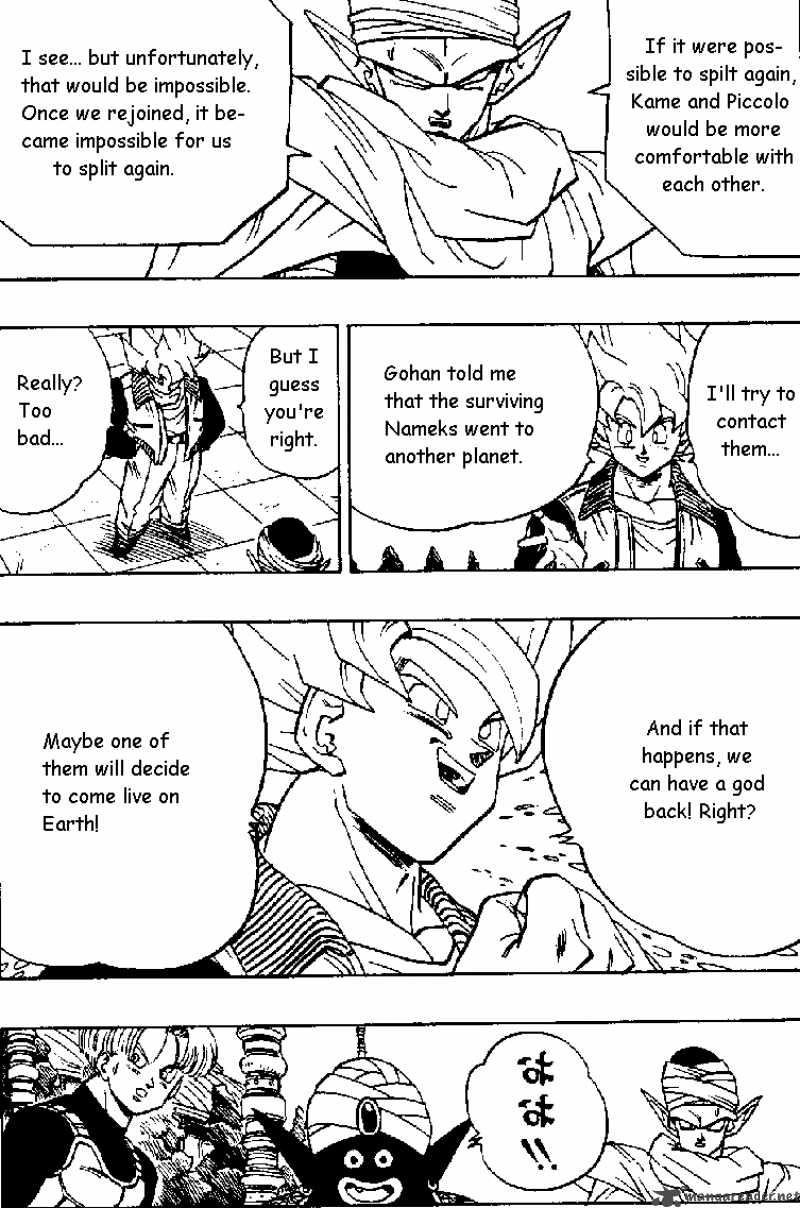 Dragon Ball, Chapter 392 image 014