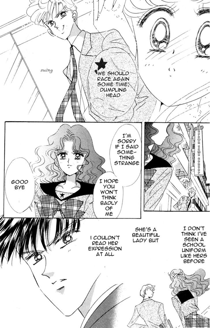 Sailor Moon, Cahpter 27 image 034