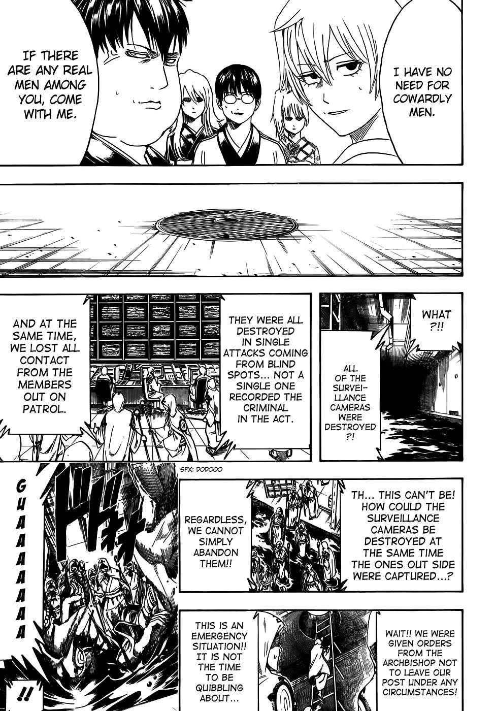 Gintama Chapter, 440 image 005