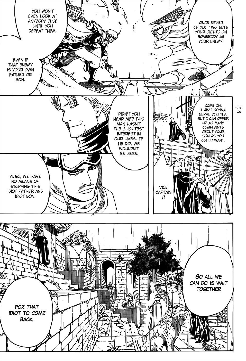 Gintama Chapter, 559 image 009