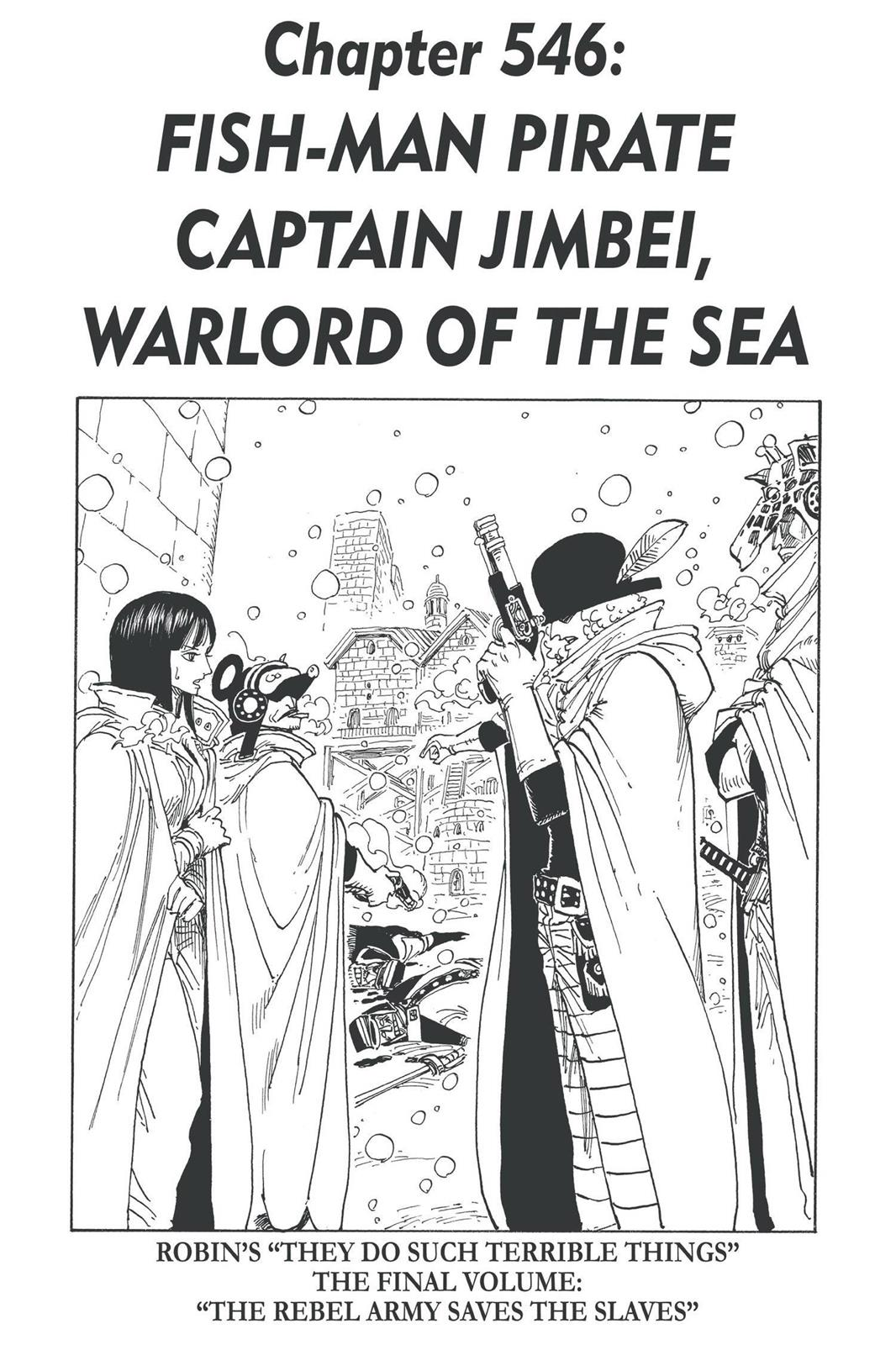 One Piece, Chapter 546 image 001