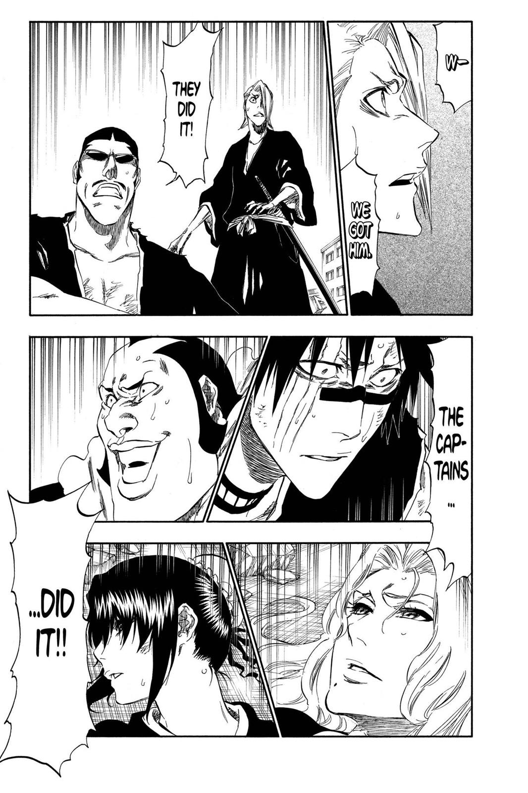 Bleach, Chapter 392 image 005