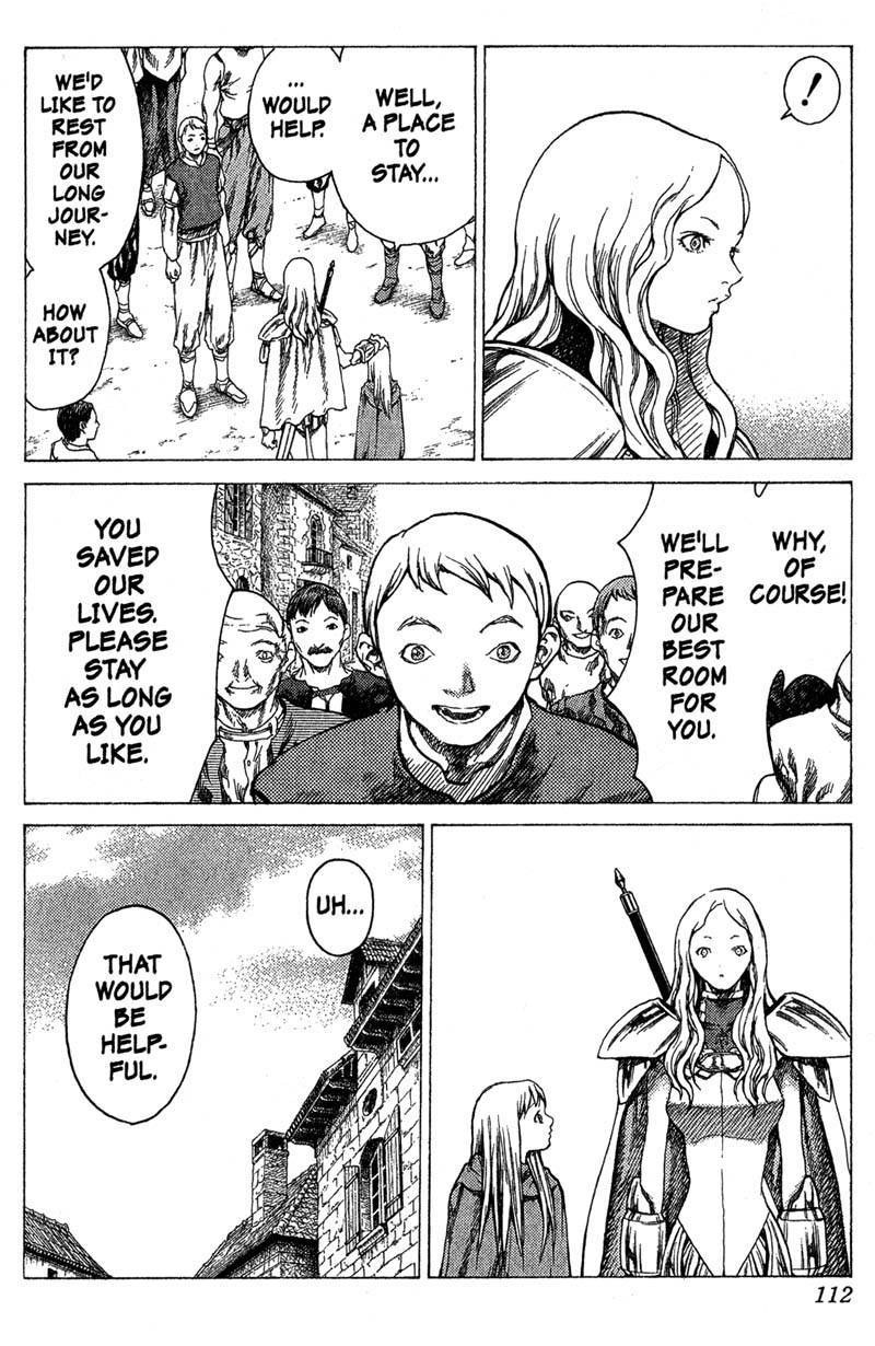 Claymore, Chapter 19 image 009