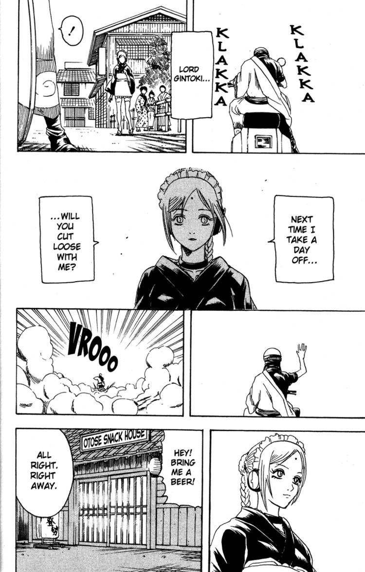 Gintama Chapter, 183 image 016