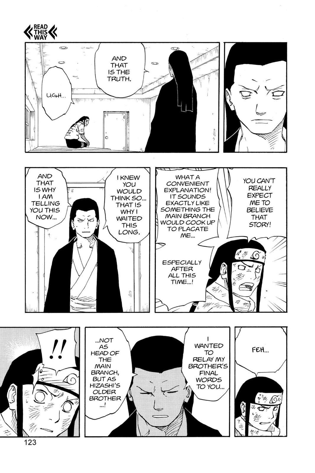 Naruto, Chapter 105 image 017