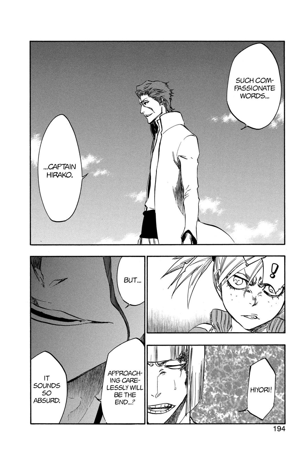 Bleach, Chapter 377 image 007