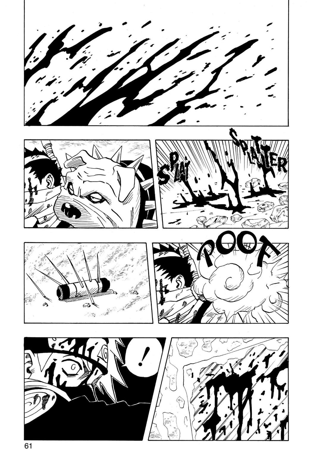 Naruto, Chapter 30 image 015
