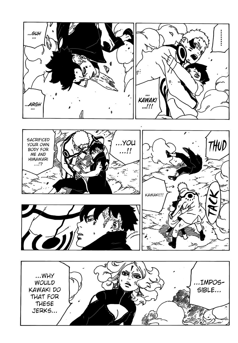 Boruto Manga, Chapter 32 image 040