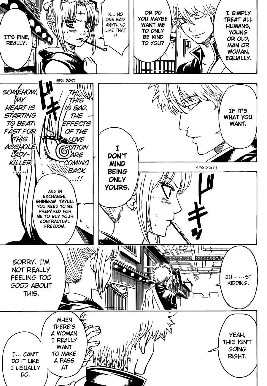 Gintama Chapter, 493 image 016