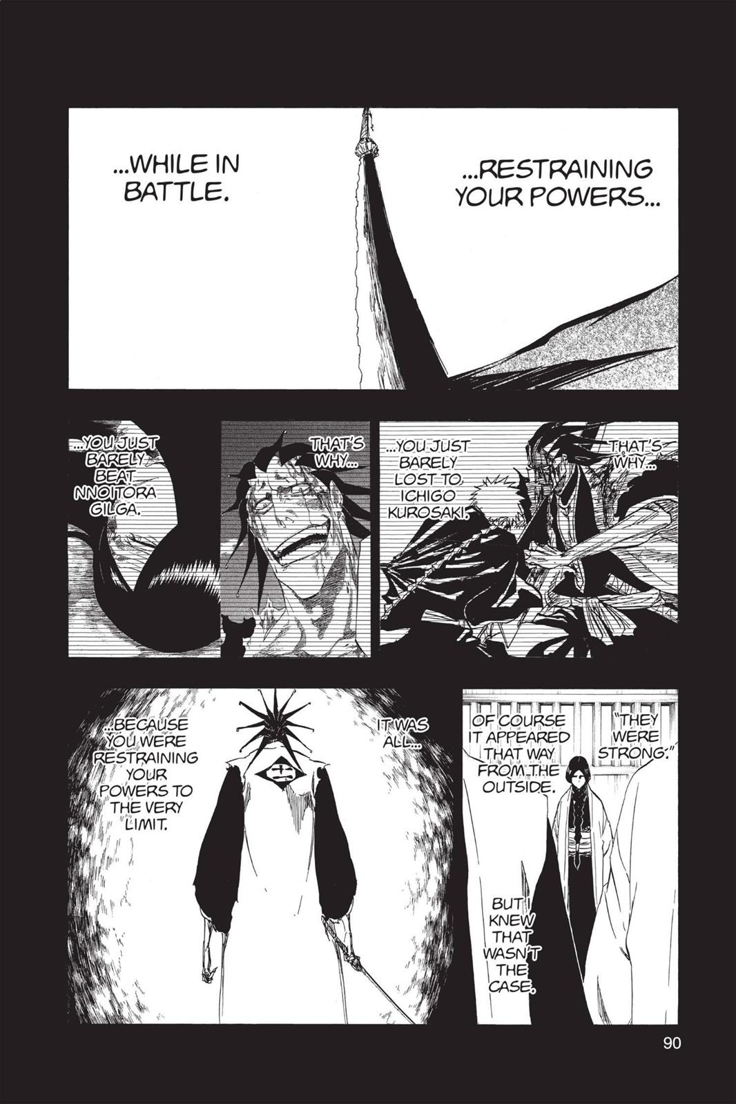 Bleach, Chapter 525 image 010