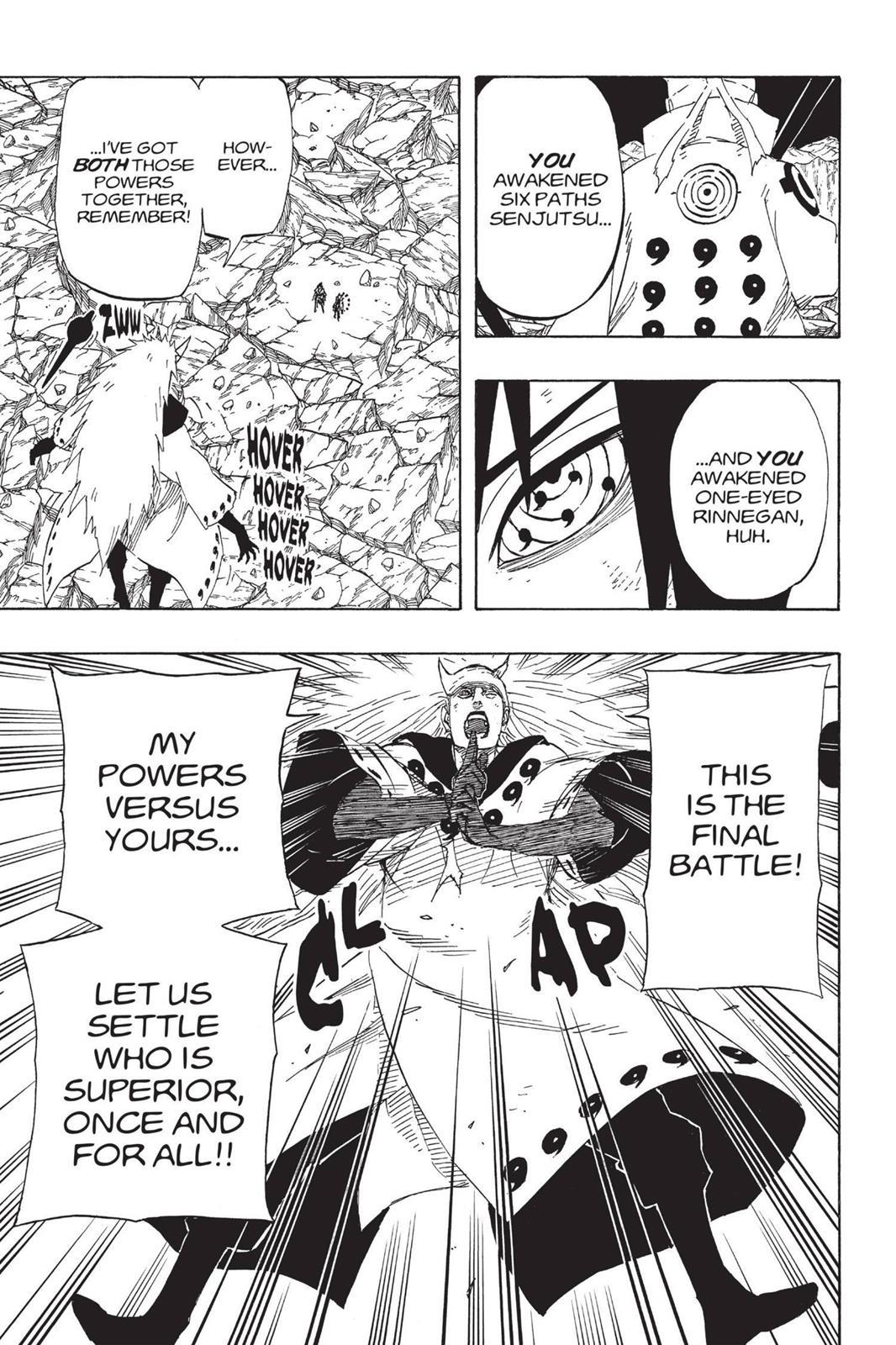 Naruto, Chapter 673 image 016
