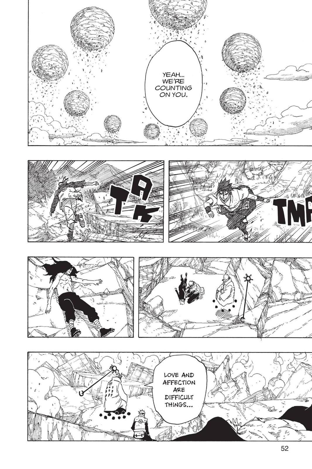 Naruto, Chapter 693 image 010