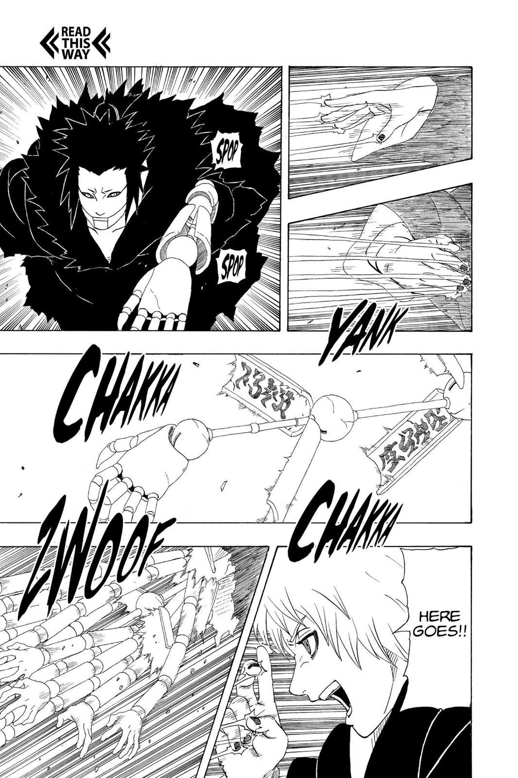 Naruto, Chapter 267 image 009