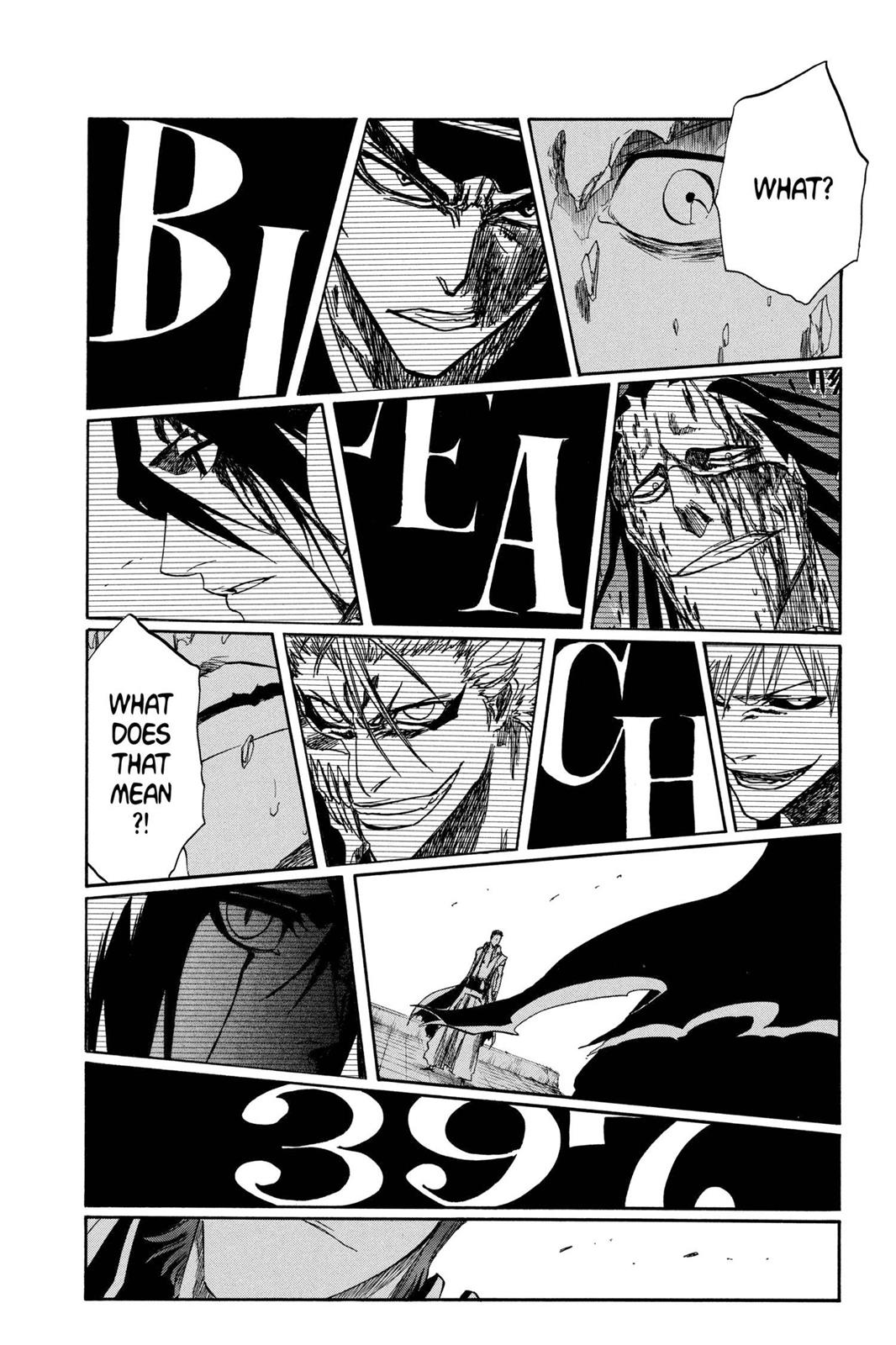 Bleach, Chapter 397 image 002