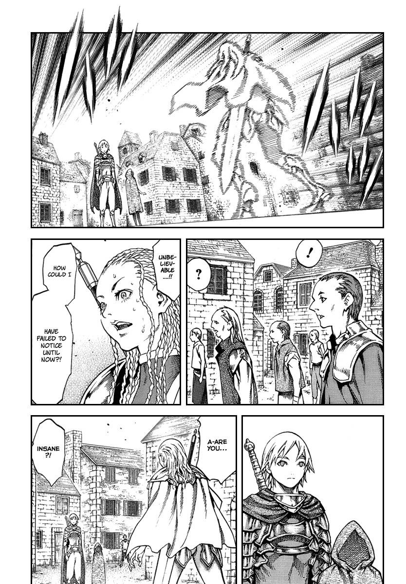 Claymore, Chapter 81 image 013