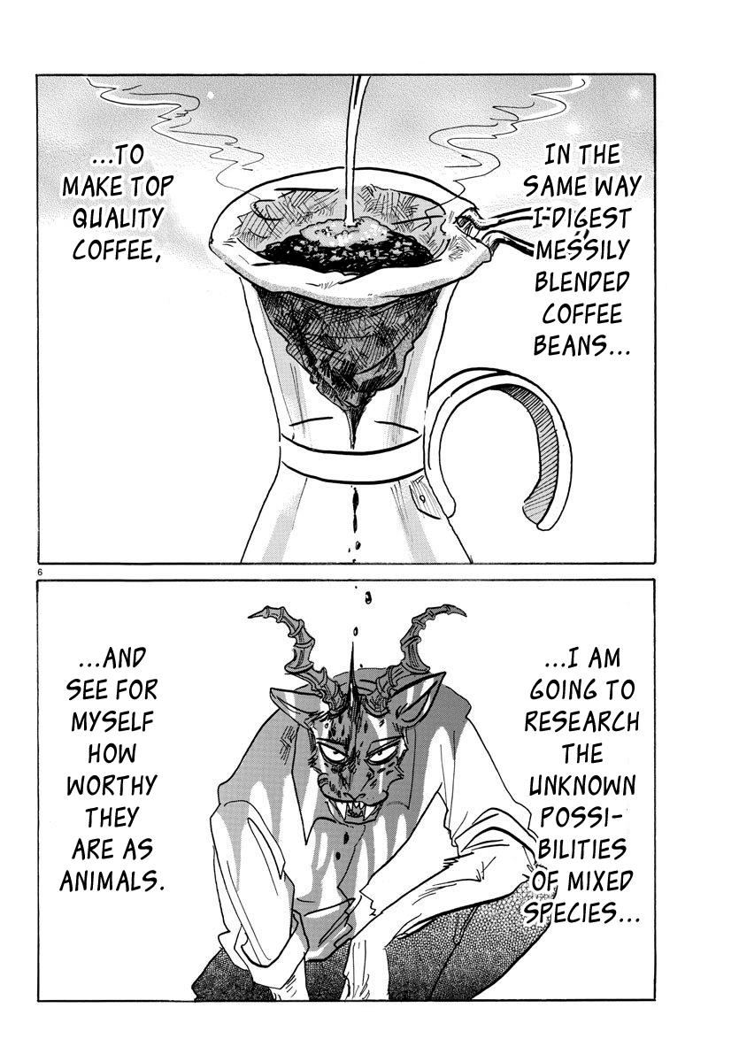 Beastars Manga, Chapter 145 image 007