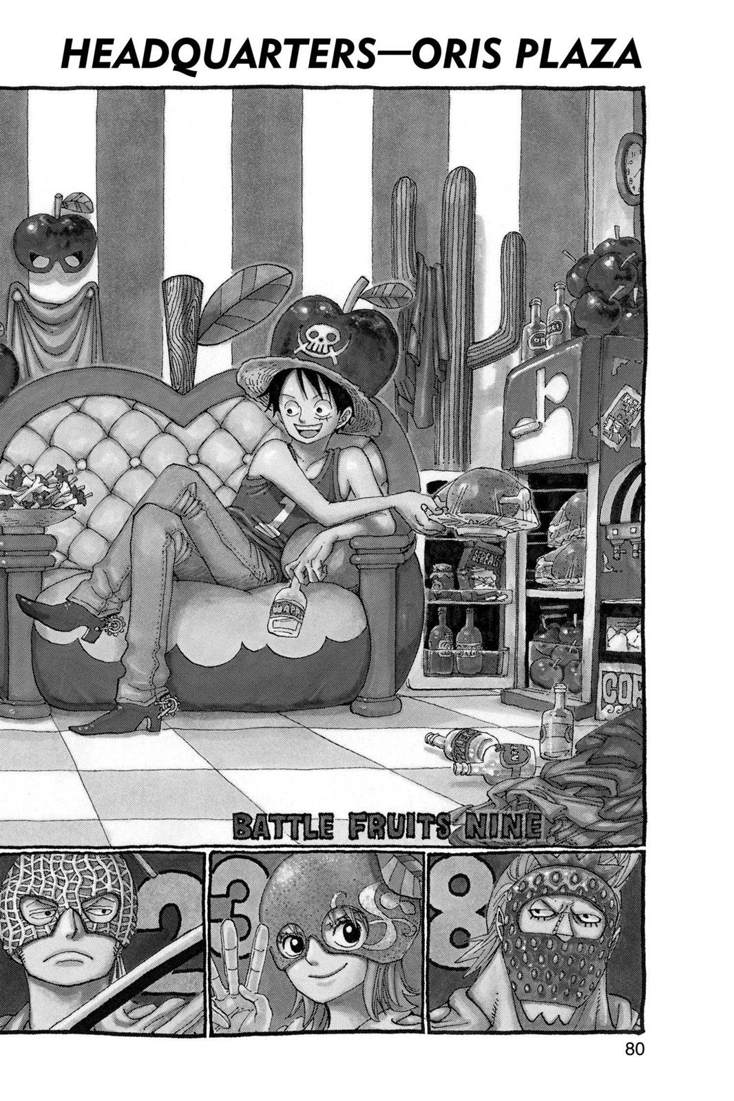 One Piece, Chapter 567 image 001
