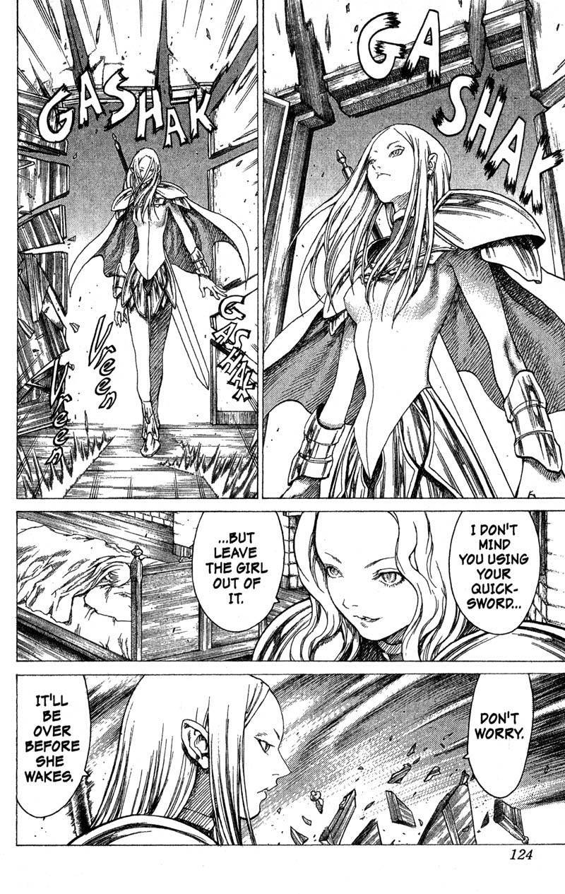 Claymore, Chapter 19 image 021