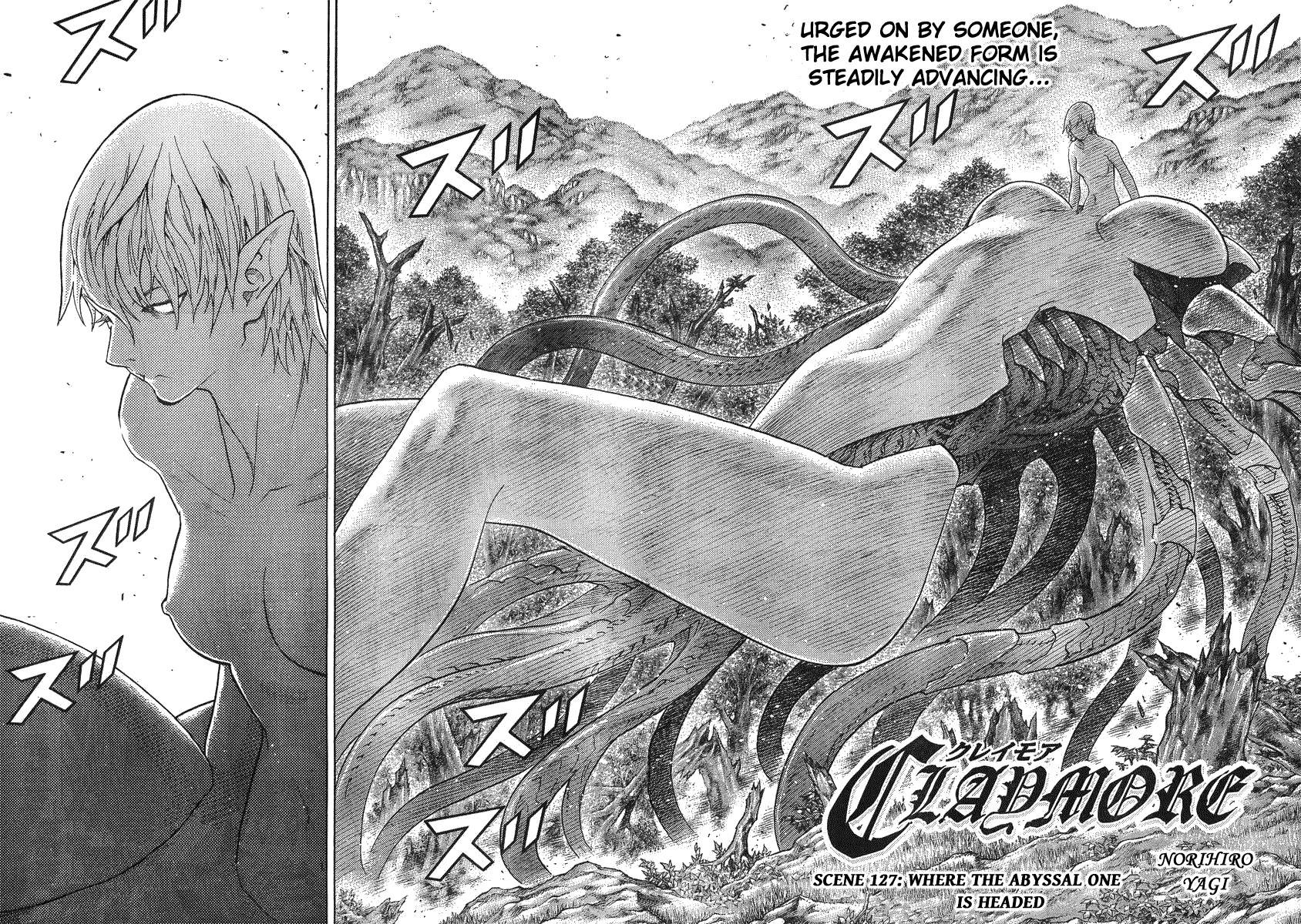 Claymore, Chapter 127 image 002