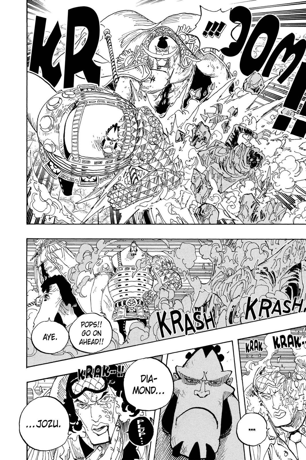 One Piece, Chapter 567 image 007