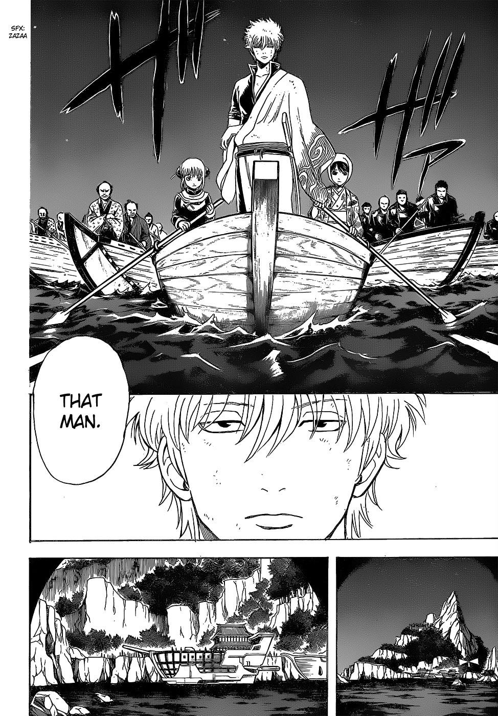 Gintama Chapter, 532 image 016