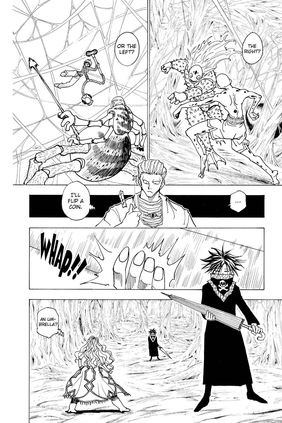 Hunter X Hunter, Chapter 226 image 014